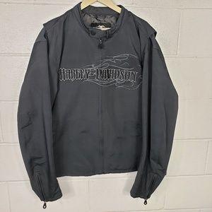 Harley Davidson Motorcycle Riding Jacket